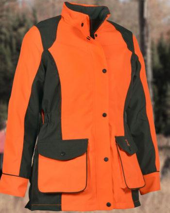 Percussion Ladies Stronger Jacket Orange