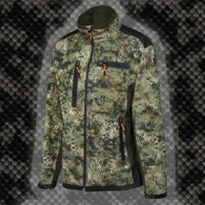 Verney Carron Snake Waterproof Softshell Jacket