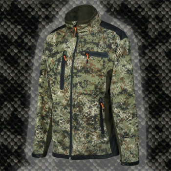 Verney Carron Snake Waterproof Softshell Jacket