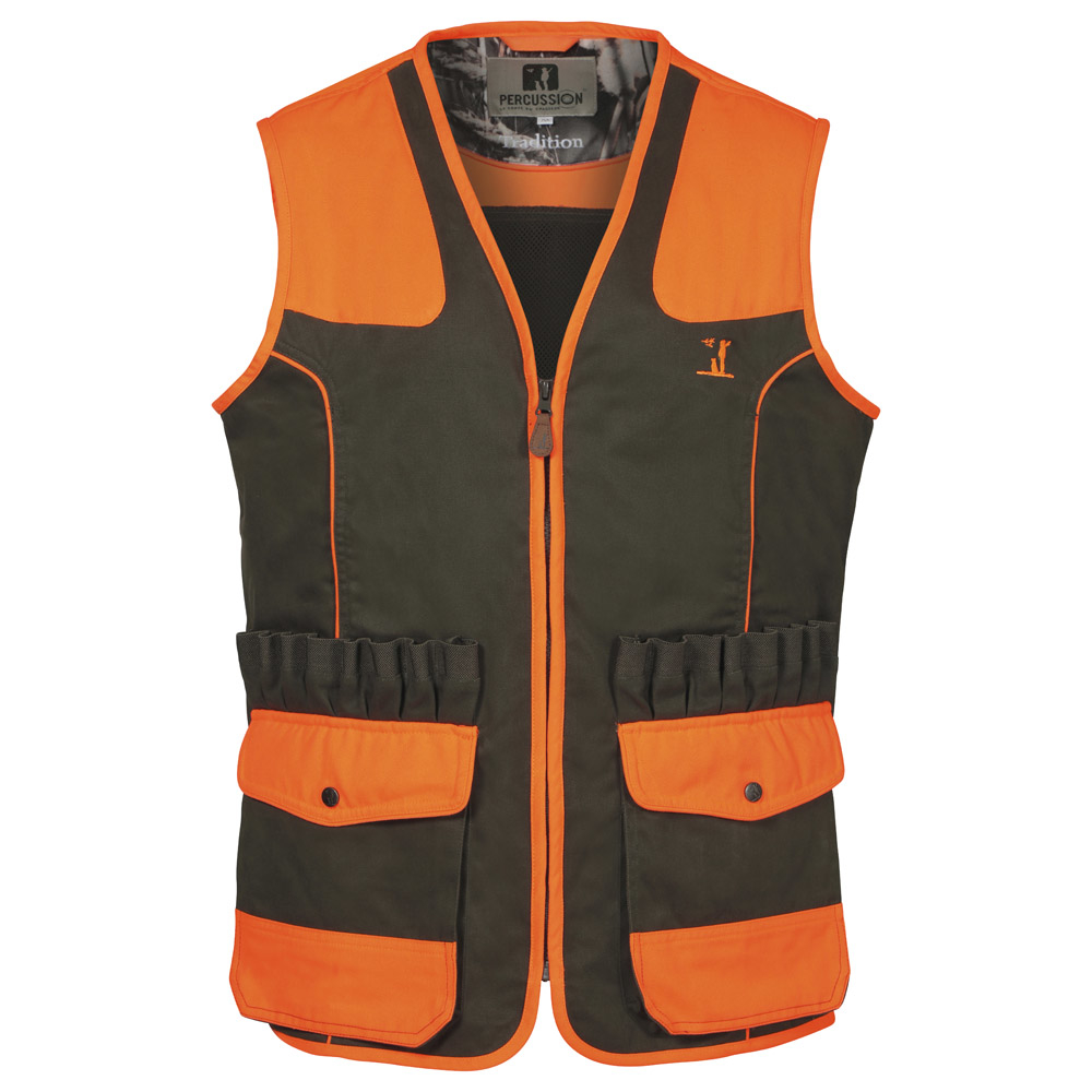 percussion high visibility tradition vest