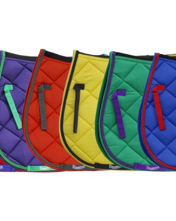 Rhinegold Carnival saddle cloth
