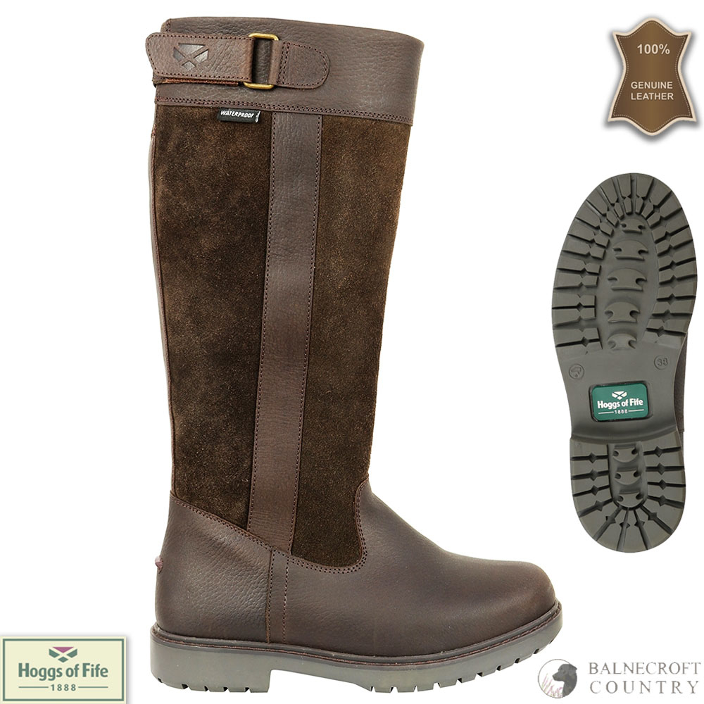 Hoggs-Of-Fife-Cleveland-Ladies-Leather-Country-Boots