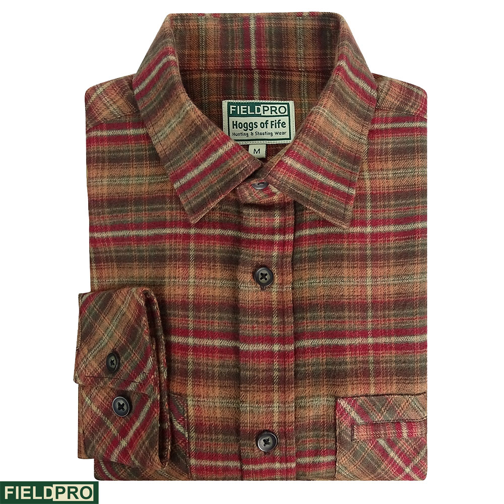 Hoggs Of Fife Countrysport Luxury Shirt
