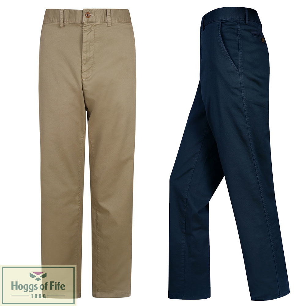Hoggs of fife beauly chino trousers jeans