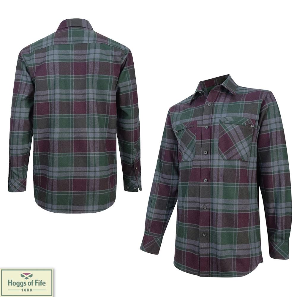 eden luxury hunting shirt