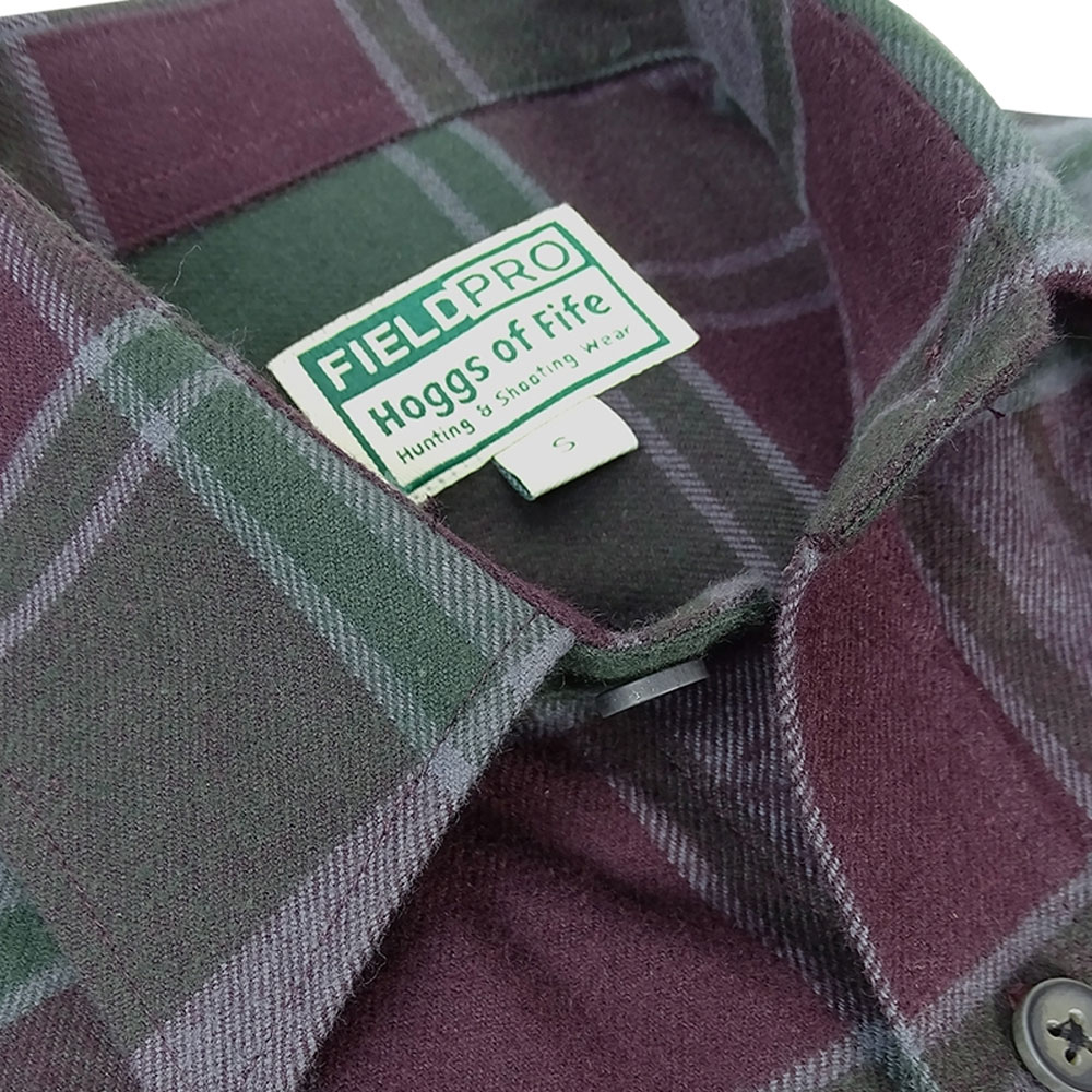 hoggs of fife eden luxury shirt