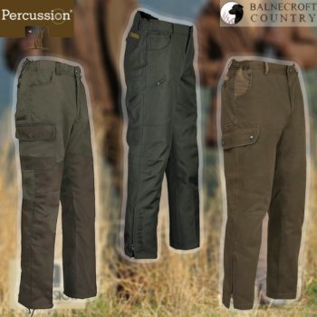 Percussion Trousers