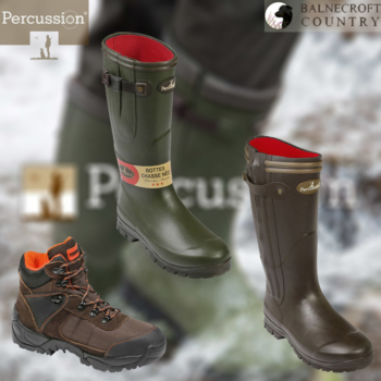 Percussion Boots