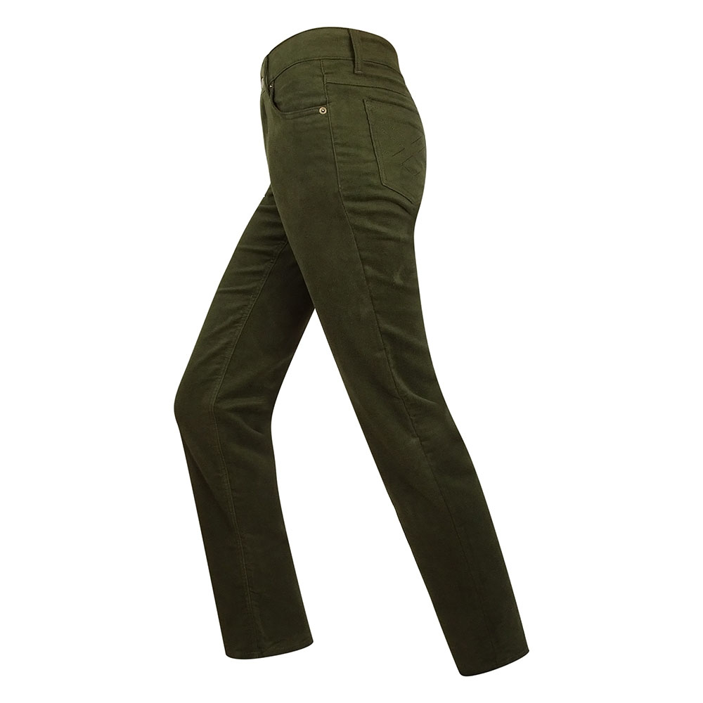 Hoggs of Fife Ladies Moleskin Jeans