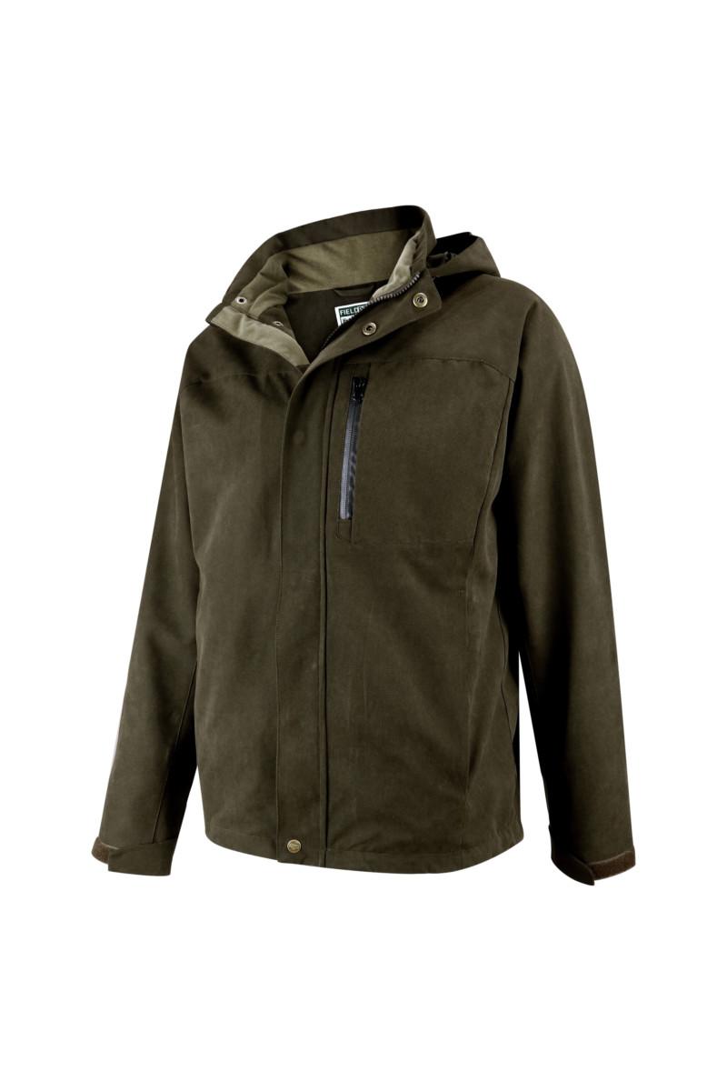 Struther Waterproof Lightweight Jacket (Angled)