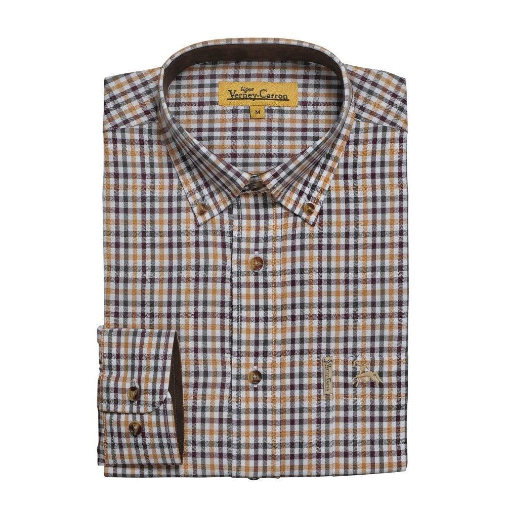 Verney Carron Cottage check shirt