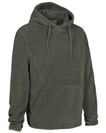 Percussion Green Hunting Hoodie Sweatshirt