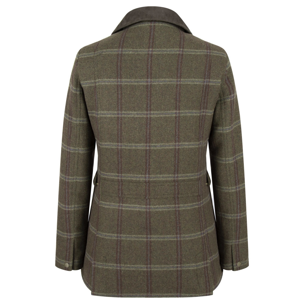 Hoggs of Fife Musselburgh Ladies Tweed Field Coat