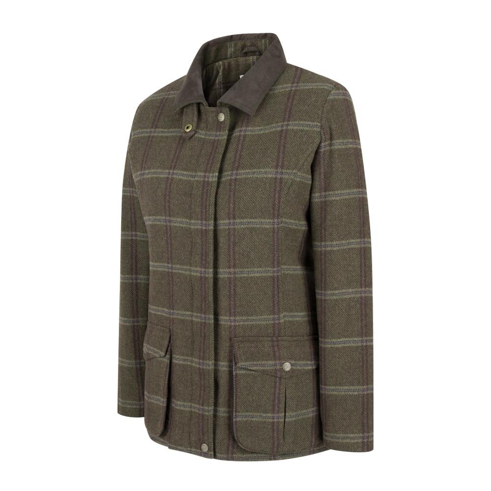 Musselburgh Ladies Tweed Field Coat