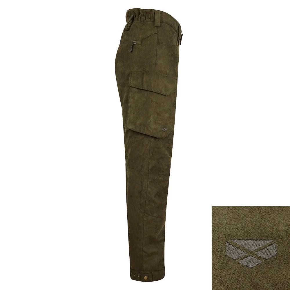 Rannoch Suede Waterproof Trousers side