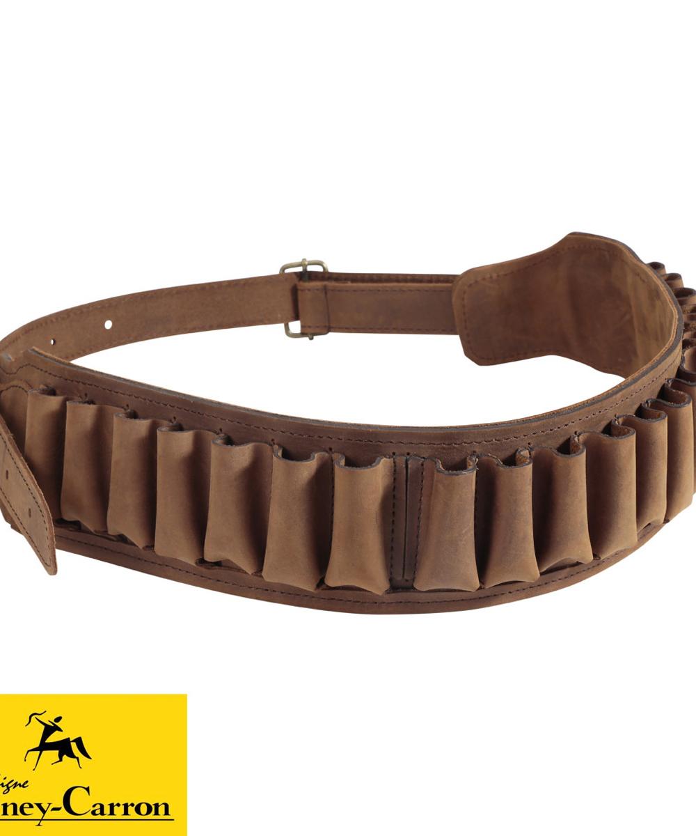 Verney Carron Buffalo leather Cartridge Belt