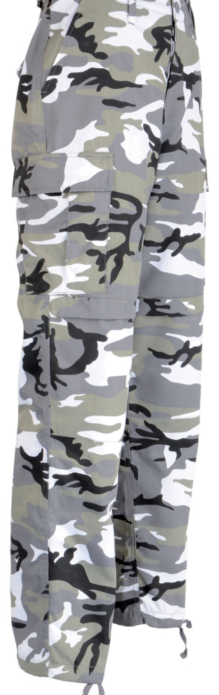 Kids Camo Trouser by Percussion