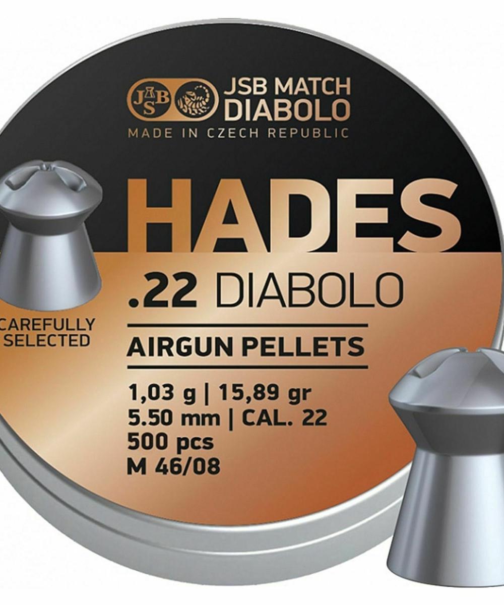 JSB Hades Pellets