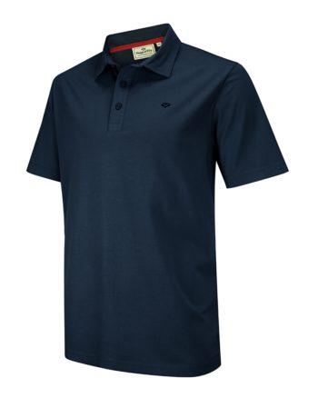 Hoggs of Fife Crail Short Sleeve Polo Shirt