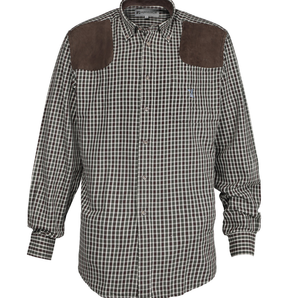 Percussion Sologne long sleeved shirt