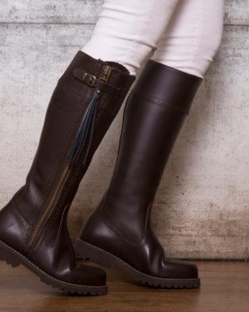 Grubs Alston Leather Boot