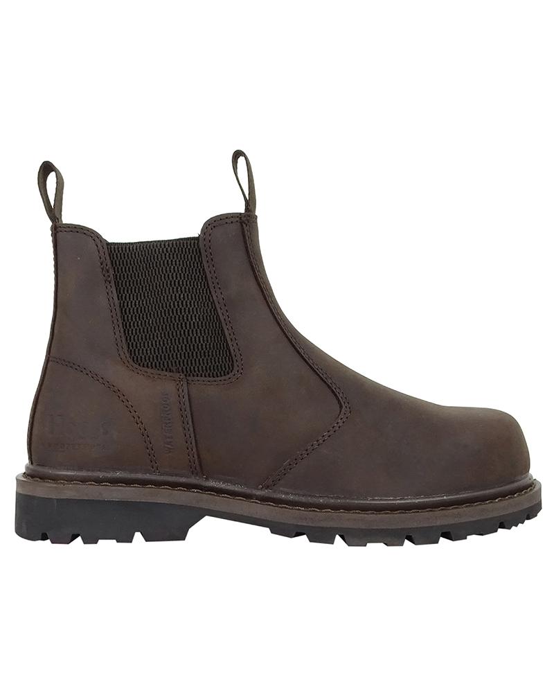 Hoggs of Fife Zeus Safety Dealer Boots