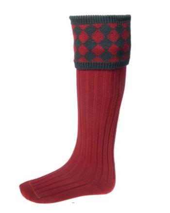 House of Cheviot Men's Shooting Socks